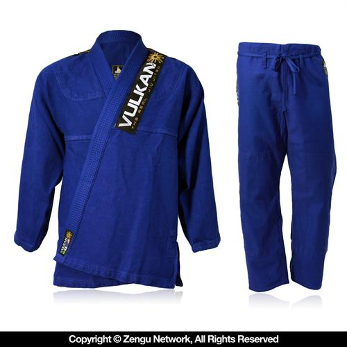 Vulkan Vulkan Pro Light Blue BJJ Gi